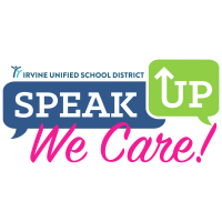 Square Speak Up We Care Logo