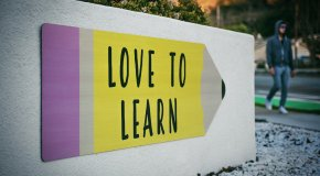 LEARN TO LOVE SIGN