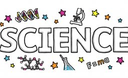 Science sign